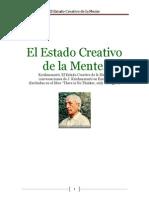 El Estado Creativo de La Mente (Krishnamurti)