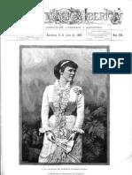 La Ilustración Ibérica - Barcelona, 9-6-1888