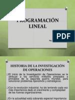 6. Programacion Lineal