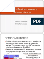 Semicondutores e Supercondutores (1)