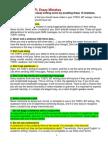 10 Common TOEFL Essay Mistakes.