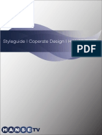 Styleguide Finish 000