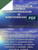 9_spre o Strategie in Domeniul Nanomaterialelor Si Nanotehnologiilor