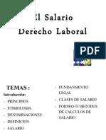 4. El Salario
