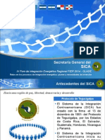 Retos de Integracion SICA