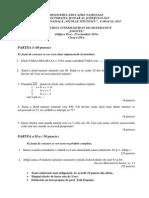 2015_Matematica_Concursul interjudetean 'ISOSCEL' (Caracal)_Clasa a III-a_Subiecte+Barem