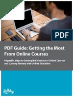 Skilledup Guide Succeeding at Online Courses