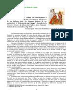 Alta Edad Media de España. Persecuciones a los mozárabes y san Eulogio