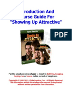 Introduction and Study Guide for Showing Up Attractive