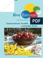 Five Flavours Introductory Issue Free Download_pdf