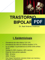 Trastorno Bipolar, tratamieto farmacologico