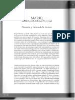 Morales Mario Presente y Futuro de La Lectura Tierra Baldía 49