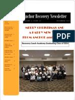 December 2014newsletter