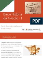 Breve História Da Aviação - I