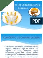 Calidad de Las Comunicaciones Grupales