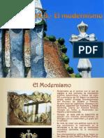 14 3 - el modernismo