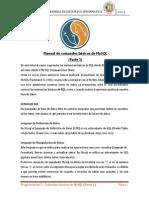 Manual 001 Mysql-comandos