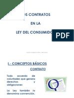 Contratos Derecho del consumidor