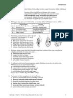 Paket A Soal Ujian Nasional Biologi 2012