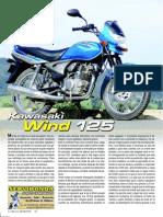 Kawasaki Wind125 Ed55