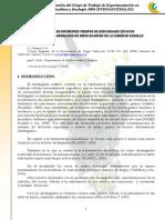 INCIDENCIA DE DIFERENTES TIEMPOS DE DESFANGADO ESTATICO SOBRE EL PERFIL AROMATICO DE VINOS BLANCOS DE LA VARIEDAD GODELLO
