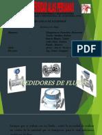Medidores de Flujos (1)