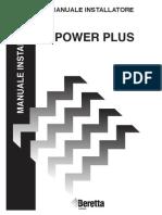 BERETTA Caldaia Murale Condensazione Power Plus 2