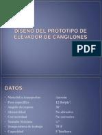 244687850 CANGILONES Diseno Prototipo Pptx