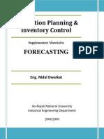 Forecastin PDF