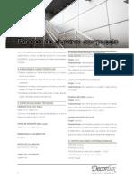 6.Ft Paneles Aluminio