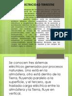 2.1 Electricidad Terrestre