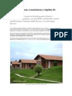 Casas Modernas y Economicas