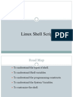 Linux Shell Scripts