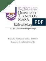 Reflective Log