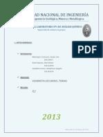 Analisis Informe 1