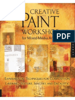 Creative Paint Workshop for Mixed-Media Artists OCR