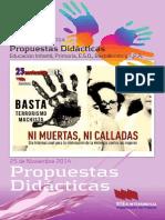 UnidadesDidacticas 25N 2014 STEsIntersindical