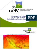 Presentacion Calentadores Solares