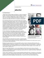 Página_12 __ Cartas de Lectores __ La Tarea Del Traductor