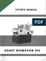 User Manual R314