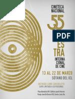 55 Muestra de La Cineteca en León