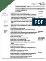 2014-15 11º Matriz Do 2º Teste
