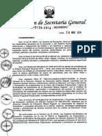 Res. N° 2128-2014-MINEDU [TodoDocumentos.info]