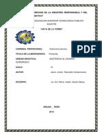 Trabajo Monografico Peritonitis