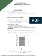 a1. Examen Resuelto de Mecanica de Suelos II