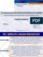 Presentacion Cultura Por La Paz