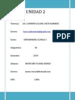 2° UNIDAD ENFERMERIA CLINICA I