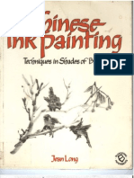 Chinese Ink Painting (Pintura China con Tinta)