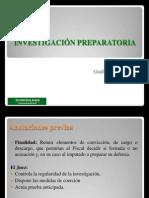 Investigación preparatoria - EJ -Loza Avalos