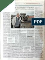 Entrevista José Miñones Trillo